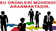 İstanbul Maslak'ta bulunan bir firma için aşağıdaki özellikleri taşıyan Su Ürünleri Mühendisi ve ya Balıkçılık Teknolojisi Mühendisi aranmaktadır. Su aerasyon ve Sirkülasyon Cihazları ve Dezenfektan Üreten Cihaz tanıtımı yapacak Aktif […]