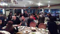 """Geleneksel hale gelen """"Su Ürünleri Mühendisleri ve Camiası Yılbaşı Yemeği"""" 25 Aralık 2015 tarihinde 18:00-23:00 saatleri arasında Zürich Hotel'de yapıldı. Yaklaşım 150 kişinin katıldığı yemekte Derneğimiz üyeleri, akademisyenler, ZMO İstanbul […]"""