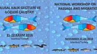 İstanbul Üniversitesi Su Ürünleri Fakültesince Ulusal Balık Geçitleri ve Göçleri Çalıştayı düzenlenecektir.Çalıştay 21/22 Kasım 2016 tarihlerinde İstanbul Üniversitesi KONGRE ve KÜLTÜR MERKEZİ'nde gerçekleştirilecektir. Çalıştay ile ilgili detaylı bilgiyehttp://www.balikgecitcalistayi.com adresinden ulaşabilirsiniz. […]